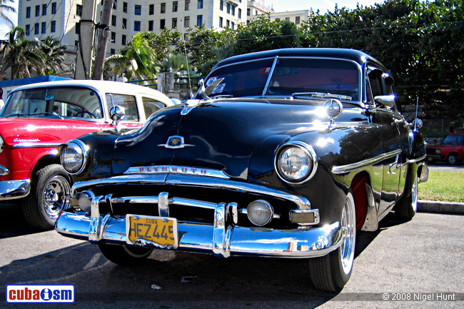 Plymouth 1952 models were carry-overs from 1951 and continued until ...
